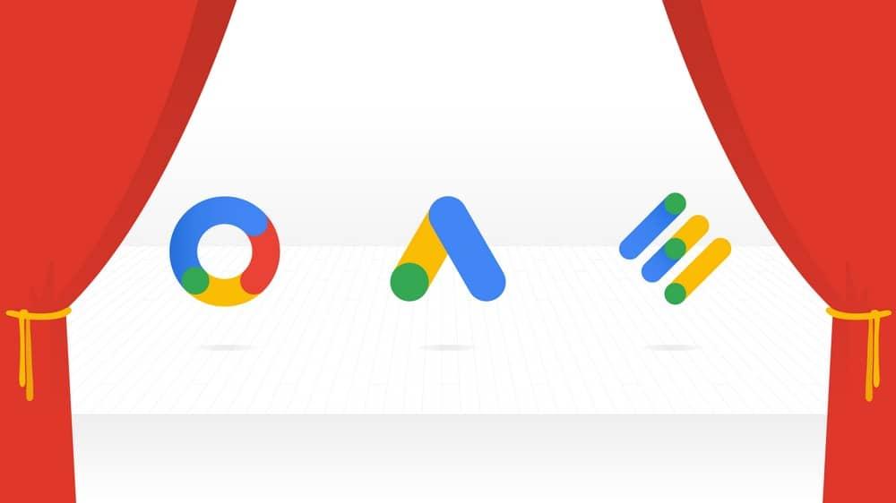 google rebranding