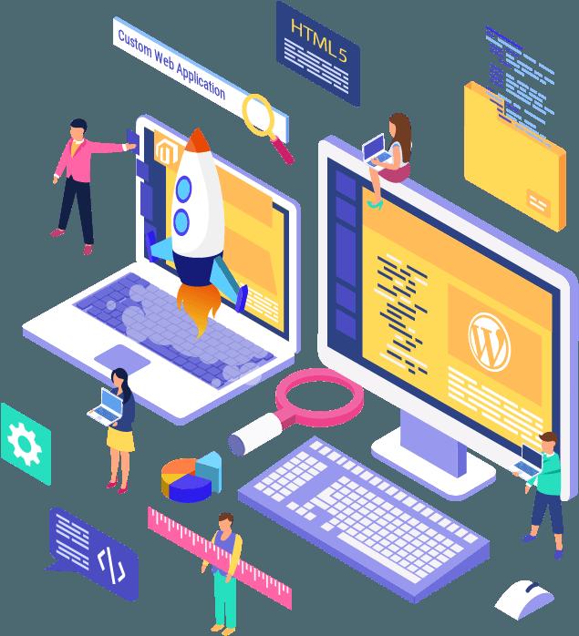 webdesign bg